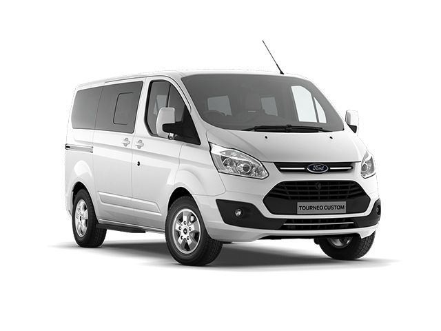 Ford Tourneo Custom (9 seater)