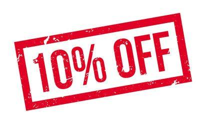 10% off all Parts & Accessories