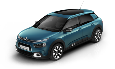 ALL NEW Cactus C4 Hatchback