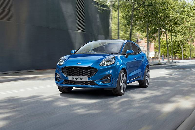 Ford Puma - Overview