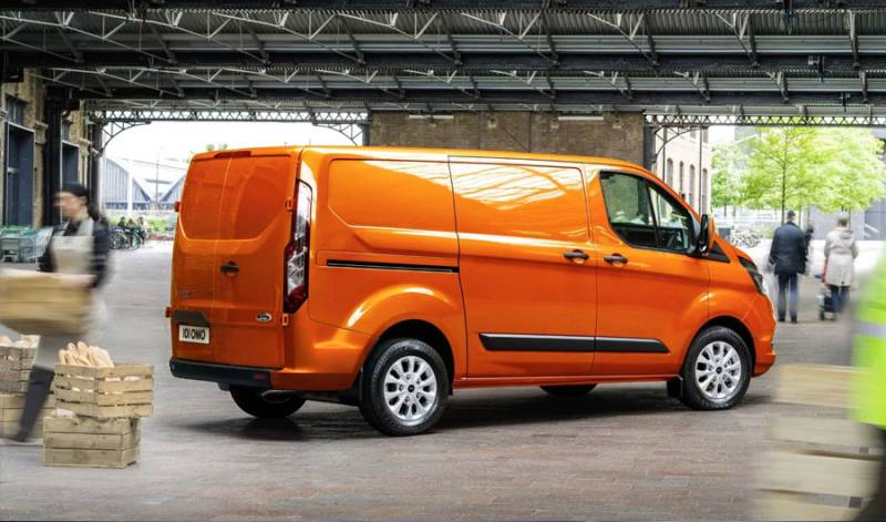 Ford Vans Transit Chassis Cab - Overview