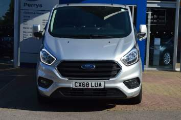 2018 Ford Transit Custom £15,895 - High Wycombe Ford