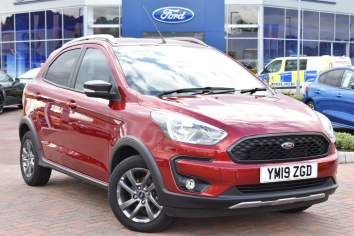 2019 Ford Ka+ £10,978 - Chesterfield FordStore