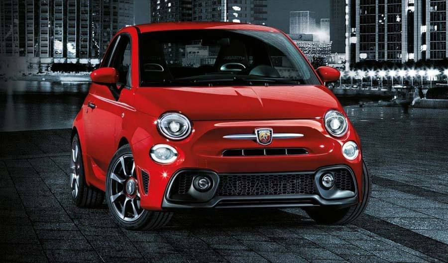 Abarth 595 - Overview