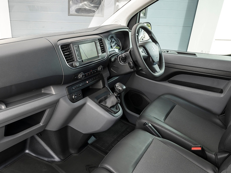 Citroen Dispatch Vans | Perrys Citroen | UK Dealer