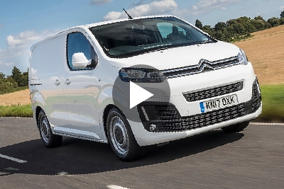 Citroen Dispatch Vans | Perrys Citroen | UK Dealer