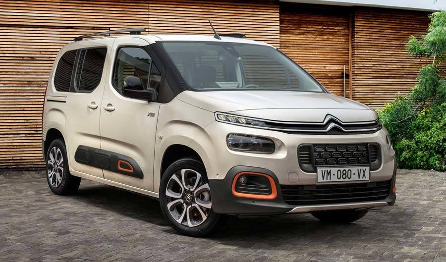 Citroen Berlingo Car - Overview