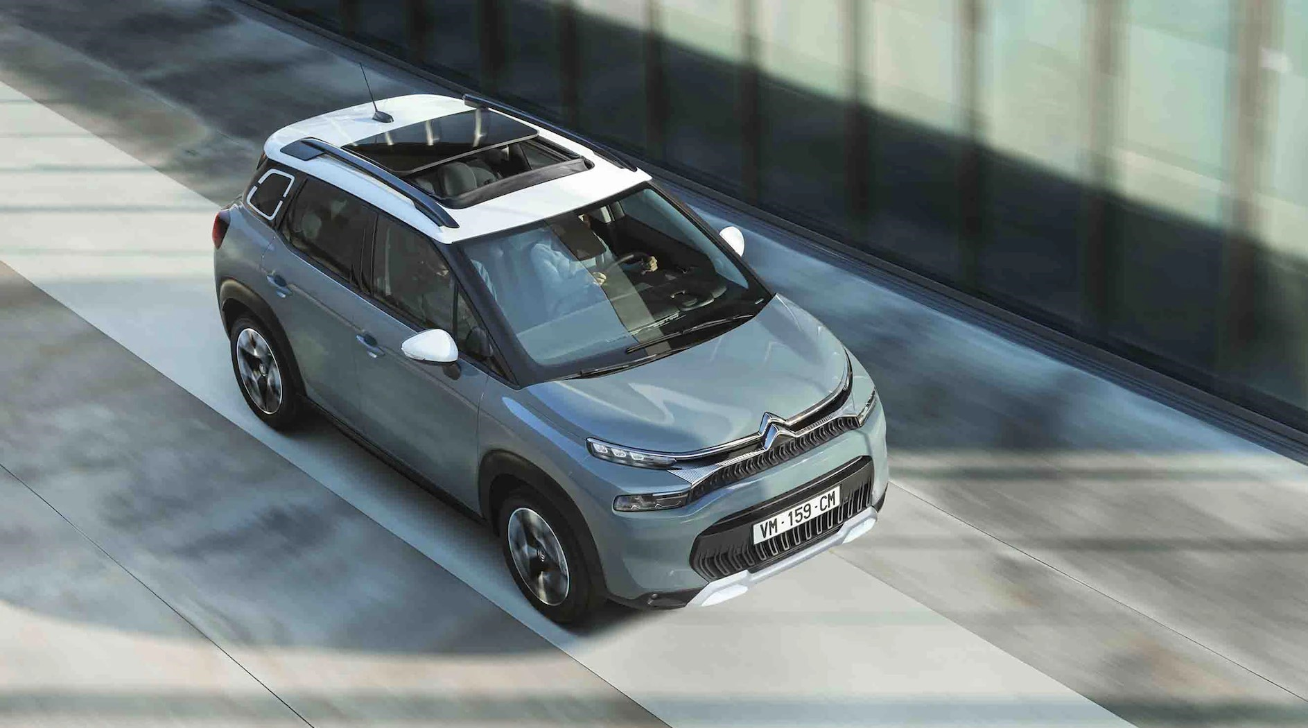 Citroen C3 Aircross - Overview