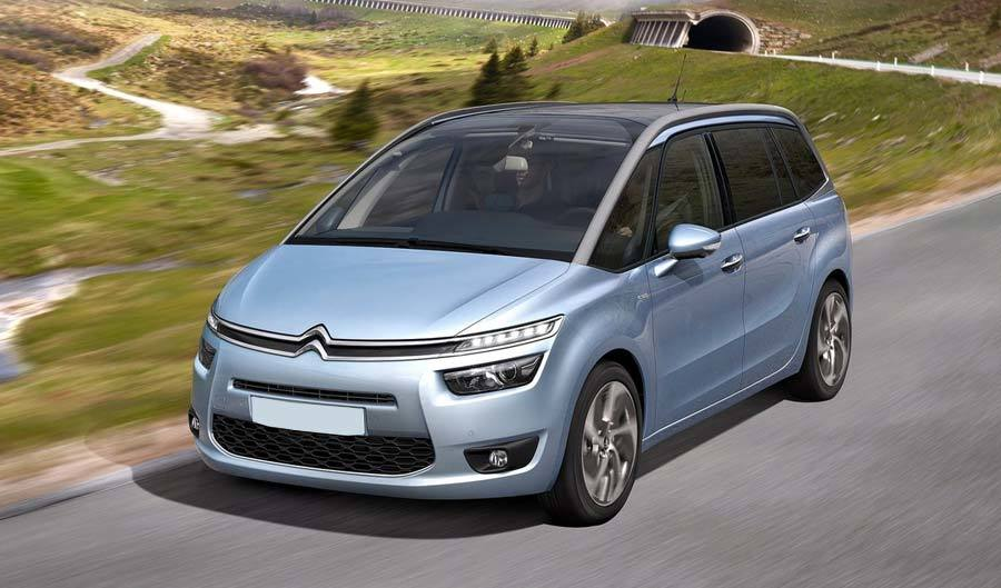 Citroen Grand C4 Spacetourer - Overview