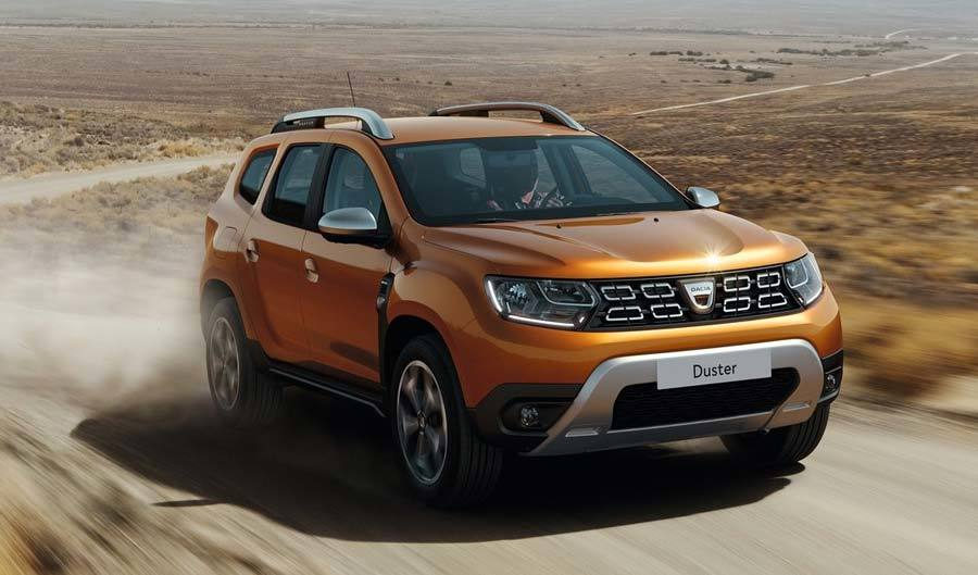 Dacia Duster - Overview