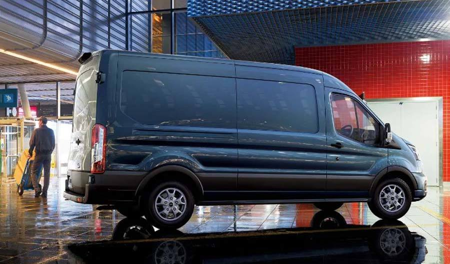 Ford Vans New Transit