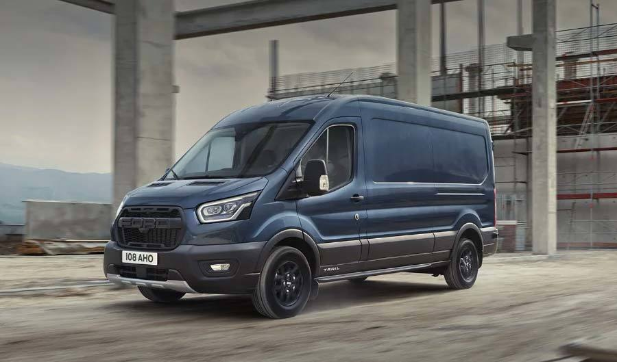 Ford Vans New Transit - Overview