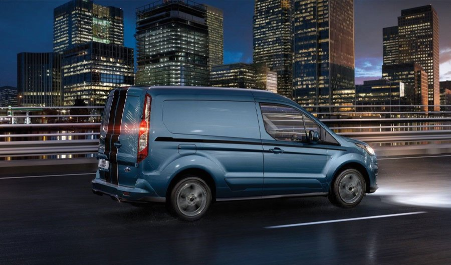 Ford Vans Transit Connect