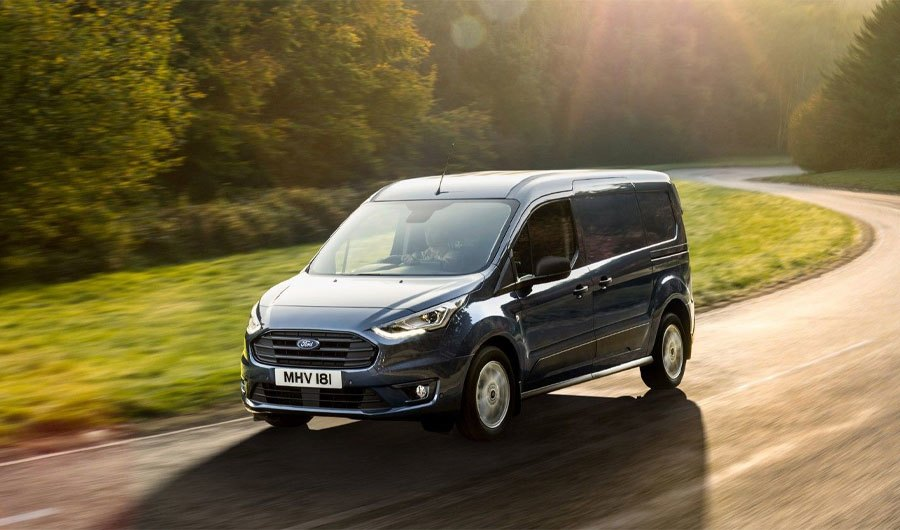 Ford Vans Transit Connect - Overview