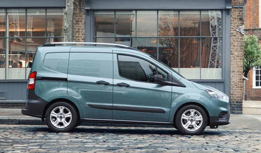 Ford Vans Transit Courier