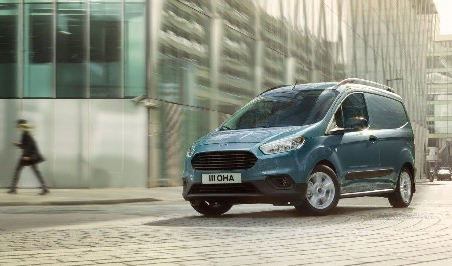 Ford Vans Transit Courier - Overview