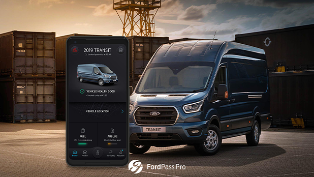 Ford fordpass-pro
