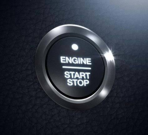Start your vehicle with the touch of a button