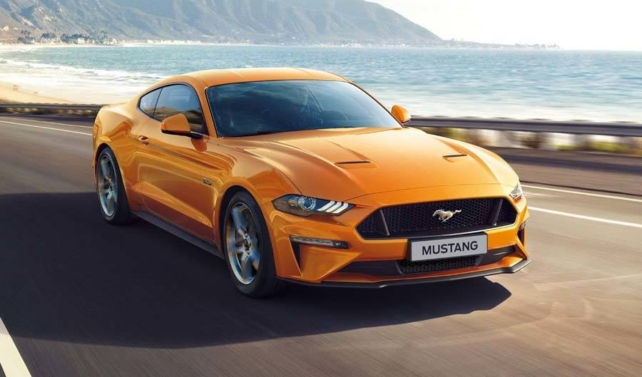 Ford Mustang - Overview