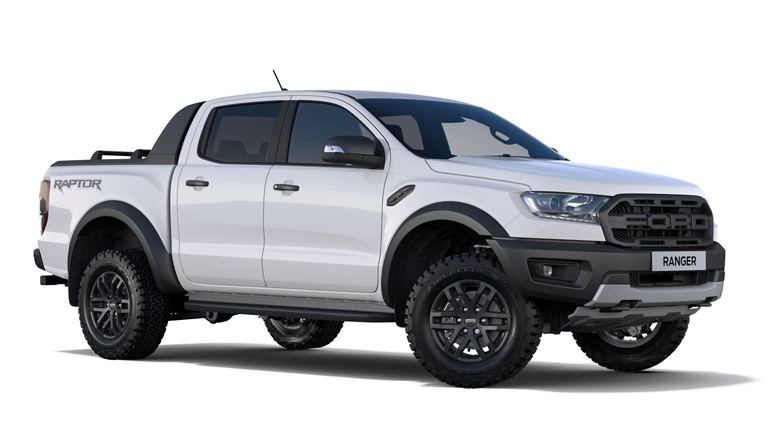 Ford ranger-raptor