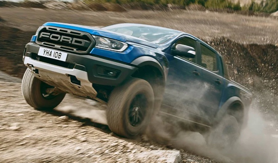 Ford Ranger Raptor - Overview