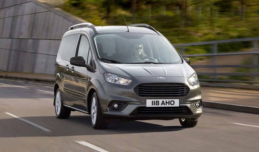 Ford Tourneo Courier - Overview