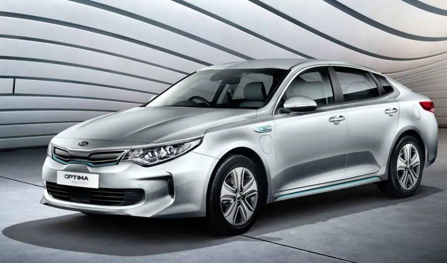 Kia Optima Phev - Overview