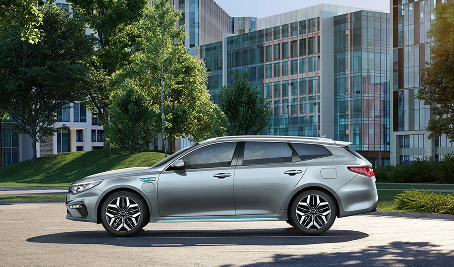 Kia Optima Sw Plug In Hybrid