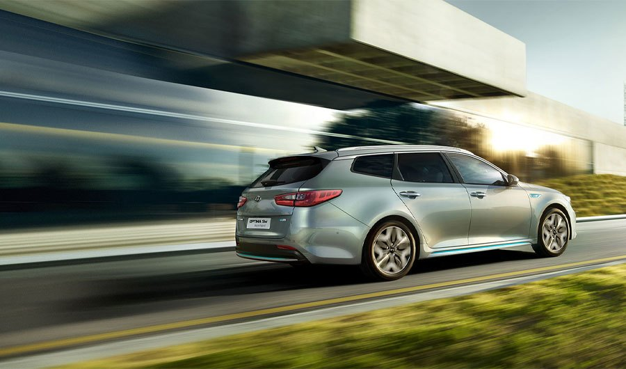 Kia Optima Sw Plug In Hybrid - Overview