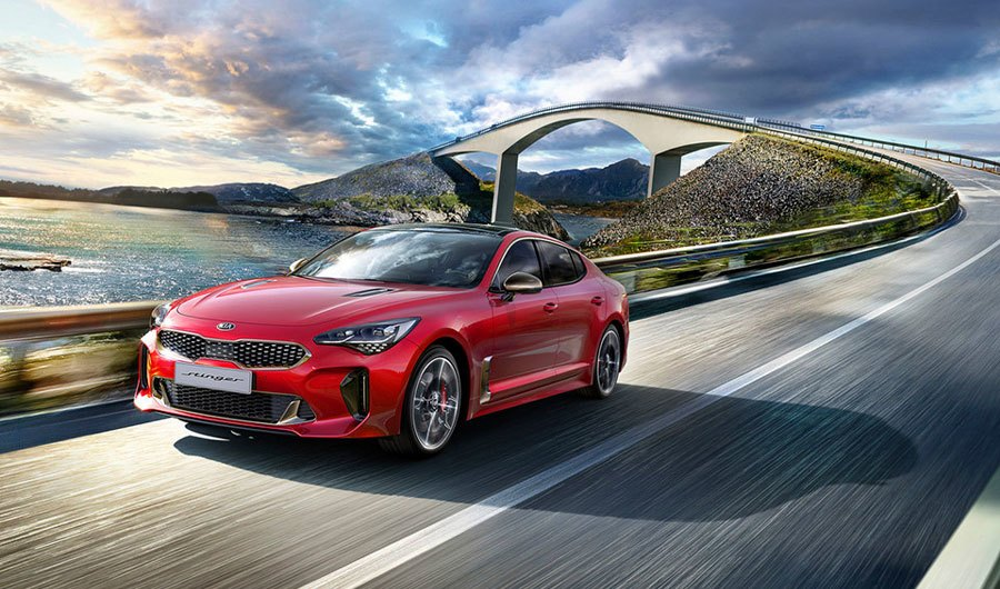Kia Stinger - Overview