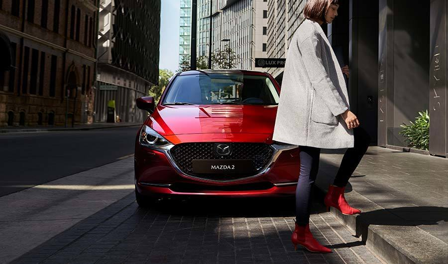 Mazda 2 - Overview