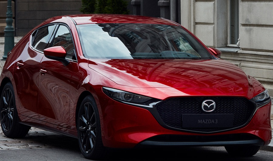 Mazda 3 Hatchback - Overview
