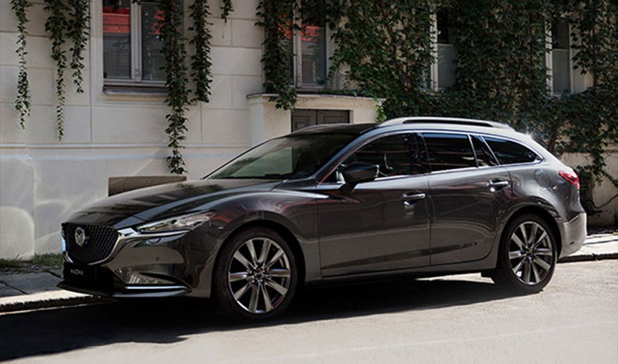 Mazda 6 Tourer - Overview