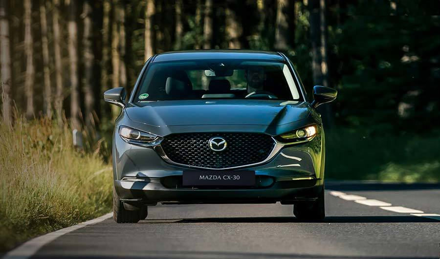 Mazda Cx 30 - Overview