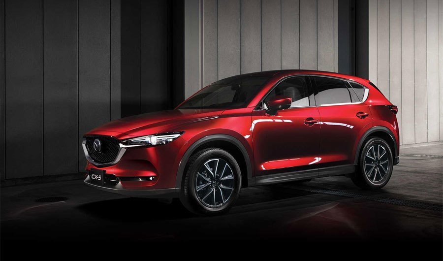 Mazda Cx 5 - Overview