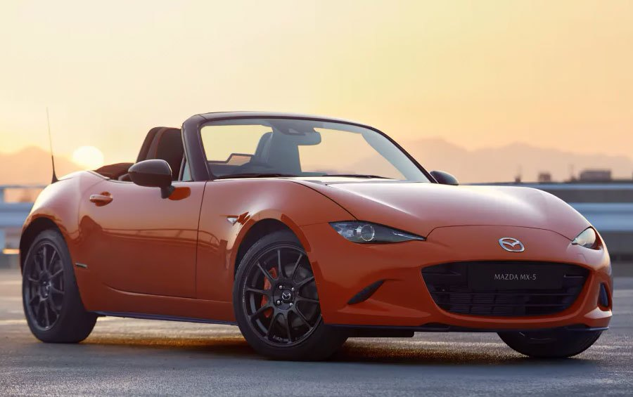 Mazda Mx 5 30th Anniversary Edition - Overview