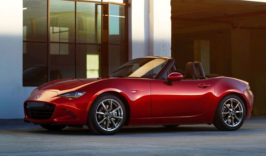 Mazda Mx 5 - Overview