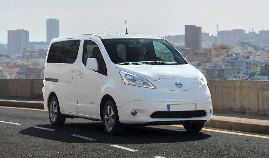 Nissan E Nv200 Combi - Overview