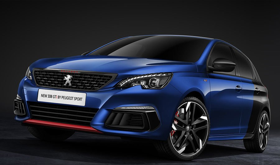 Peugeot 308 Gti - Overview
