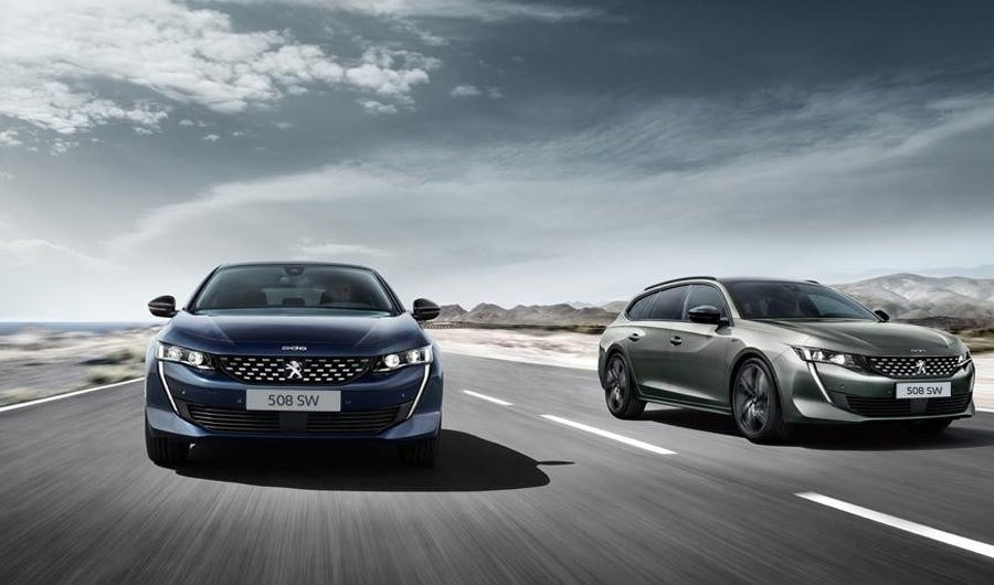 Peugeot 508 Sw - Overview