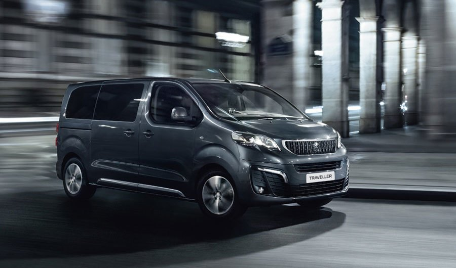 Peugeot Traveller Business - Overview