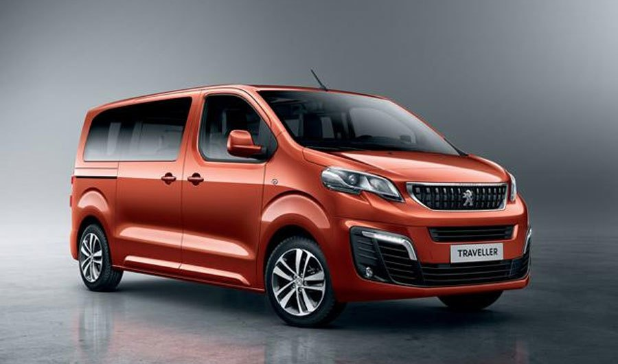 Peugeot Traveller - Overview