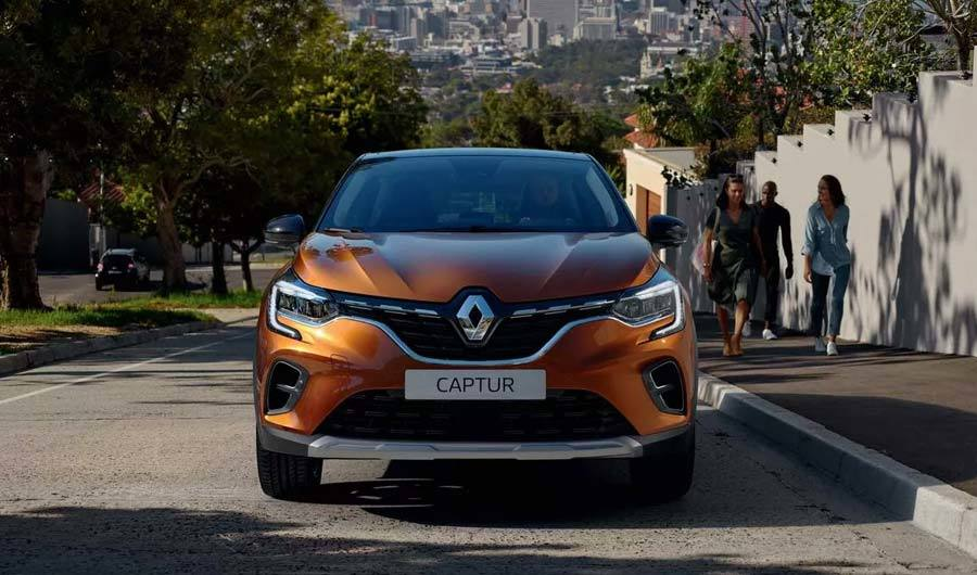 Renault Captur | Perrys Renault | UK Dealer