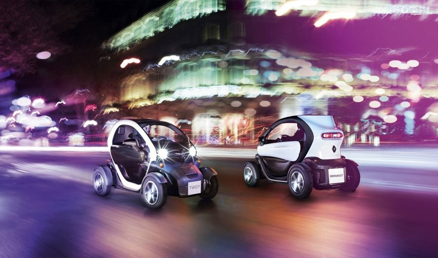 Renault Twizy - Overview