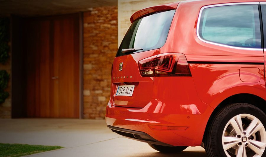 Seat Alhambra - Overview
