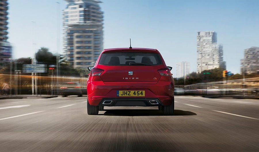 Seat All New Ibiza - Overview