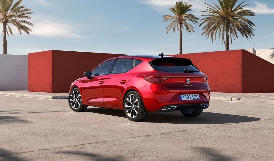 Seat New Leon - Overview