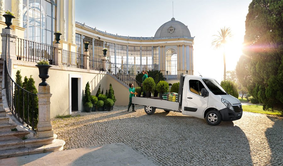 Vauxhall Vans New Movano Conversions Range - Overview