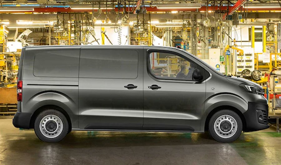 Vauxhall Vans New Vivaro - Overview