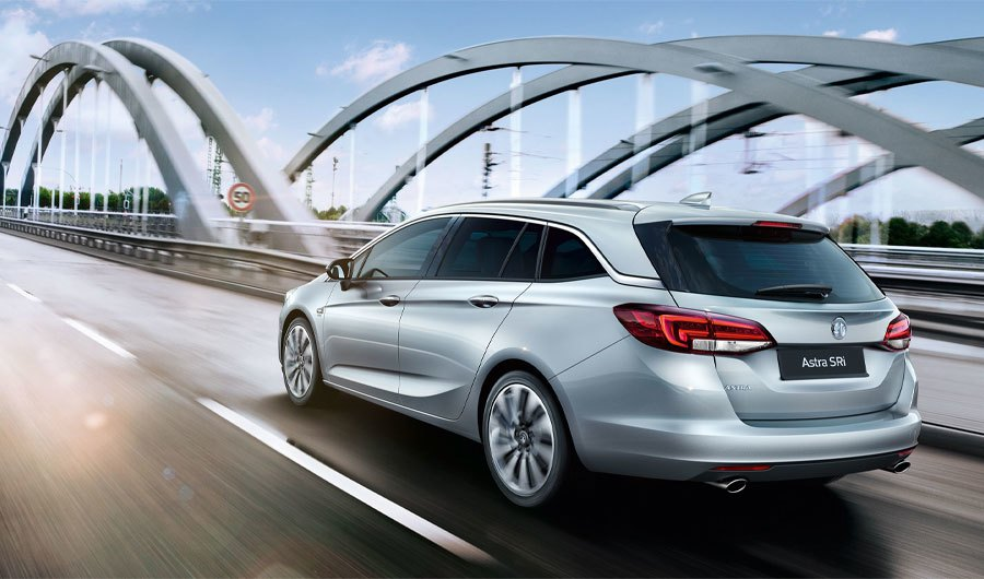 Vauxhall Astra Sports Tourer - Overview